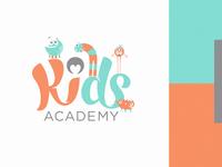 Children entertainment center logo