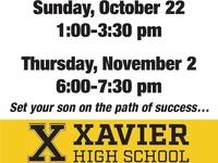 Xavier High School Adnote