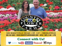 Country Flower Farms Flyer
