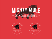 Mighty Mule Brand Specimen