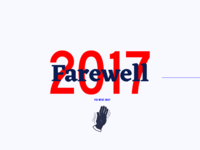 Farewell 2017–Welcome 2018