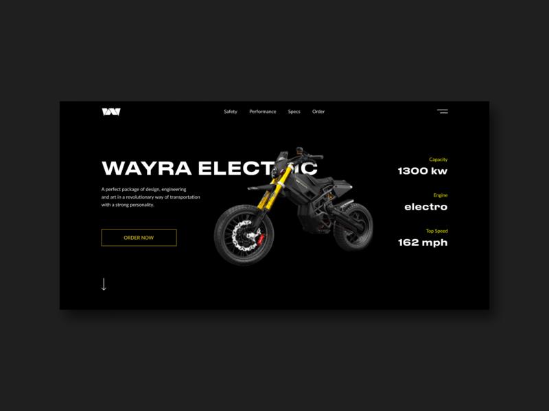 Wayra Electric Bicycle Concepts