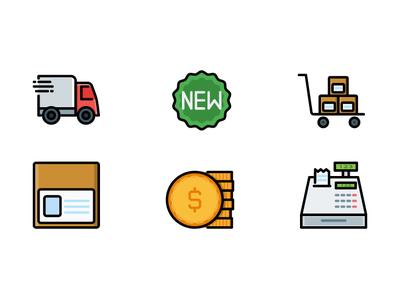 Shopping & E-Commerce Icon
