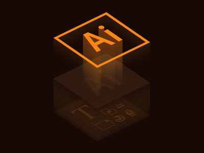 illustrator orange concept art style 2020 illustration isometric illustrator adobe illustrator adobe