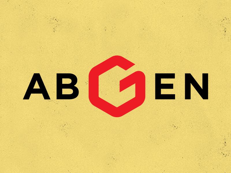 Abgen Branding branding logo identity
