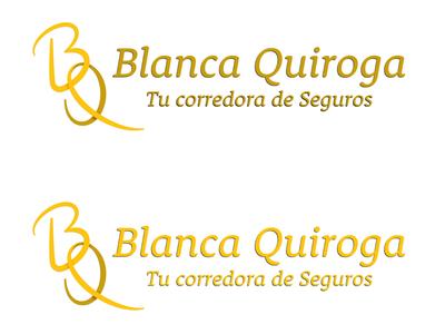 Blanca Quiroga reBrandind (Type Color Test)