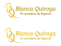 Blanca Quiroga reBrandind (Type Color Test)