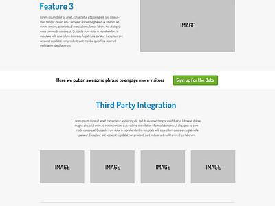 LetmecallU Landing Page website landing product