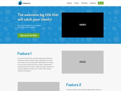 LetmecallU Landing Page
