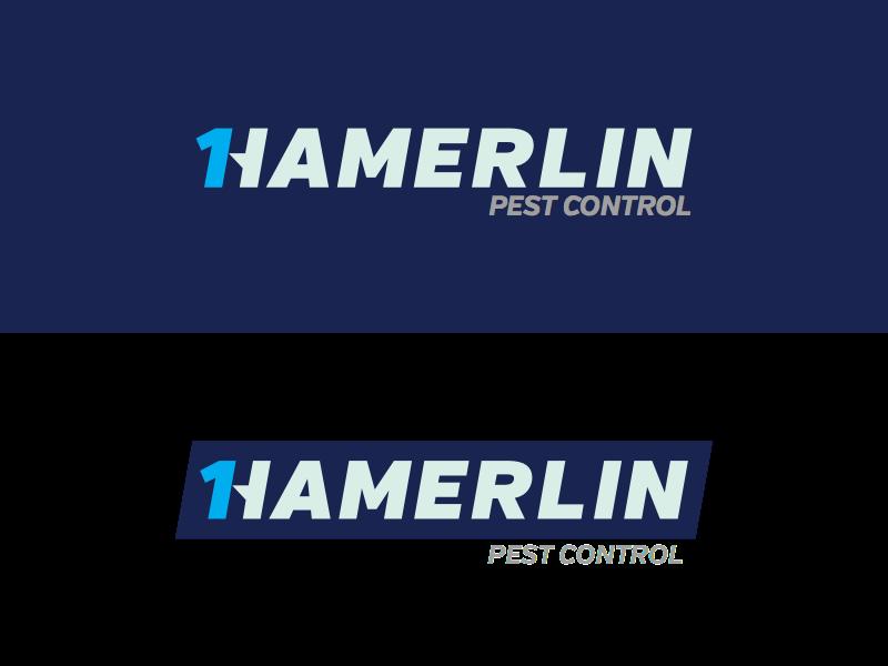 Hamerlin logo v2 hamerlin logo branding