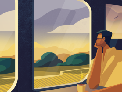a practice illustration design
