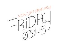 Dana Ivgy - Friday