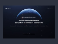 Cosmos — Ecosystem of Blockchains