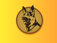 Icon German Shepherd