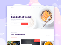 Restaurant Landing Page (WIP)
