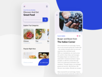 Food Review App