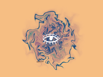 Eye graphicdesign design web ux colours wasted illustration digitalillustration