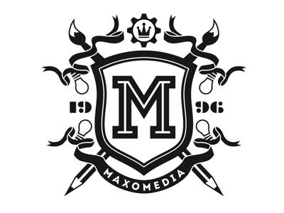 Maxomedia Coat of Arms