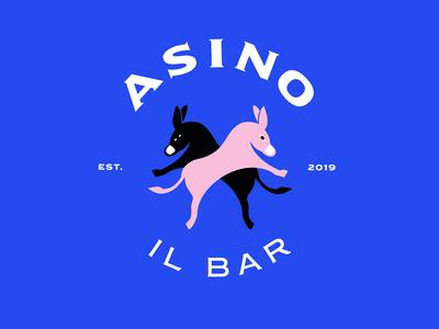 Donkey Logo Bar