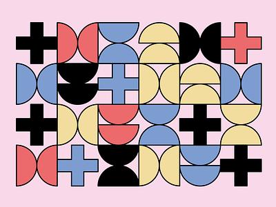 Abstract 3/5 illustration vector flat minimal design abstract art abstract background abstract design