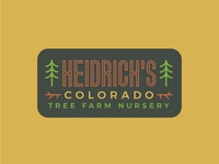 Heidrich's Colorado Tree Farm Nursery