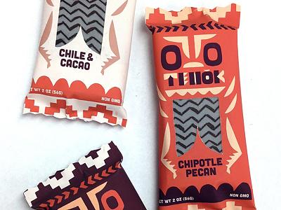 Tenok Cricket Protein Bars packaging design illustration graphic design crickets cricket proteins food packaging