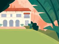 Los Angeles Mansion