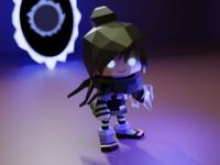 Apex Legends: Wraith