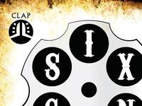 Six Gun Card