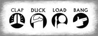 Six Gun Icons