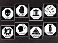 False Matters Icons 3