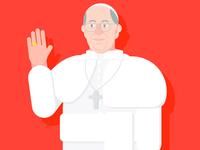Print Papa Francisco 6to Aniversario