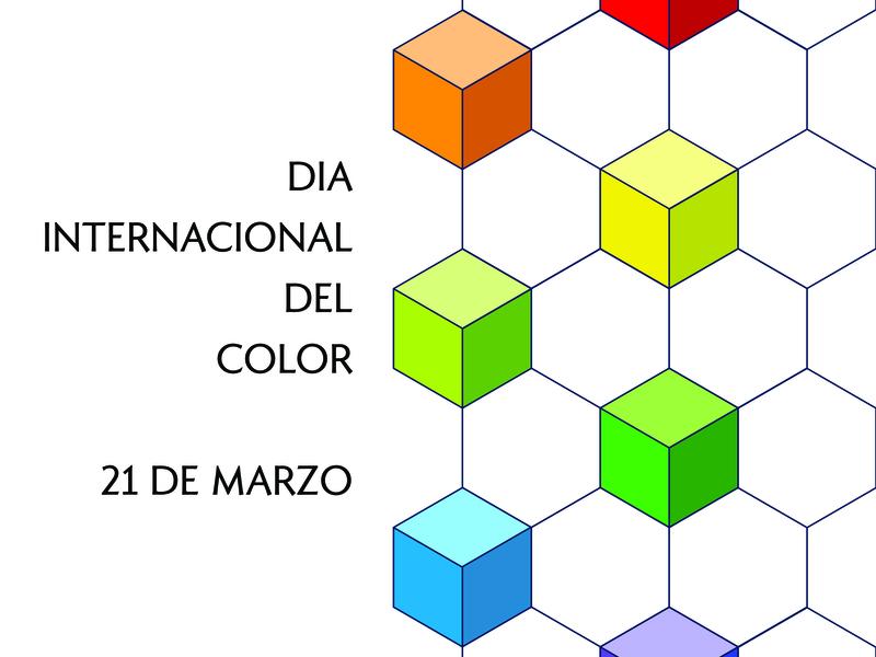 Día Internacional del Color illustration