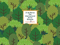 Print Día Internacional De Los Bosques