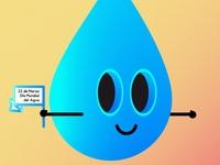 Print Día Mundial Del Agua