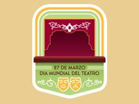 Print Día Mundial Del Teatro