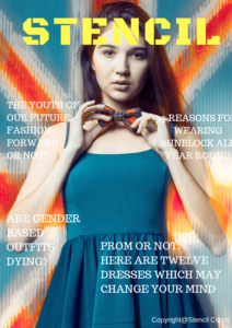 The Youth of Our Future Magazine Cover