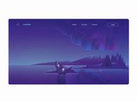 Daily UI #03 - Landingpage