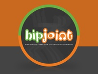Hipjoint Band Stickers