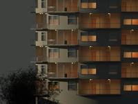 High-Rise Apartment Complex