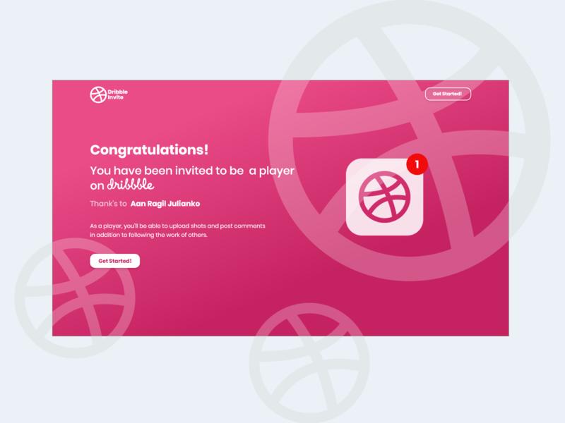 Hello Dribbble! ui design web design web