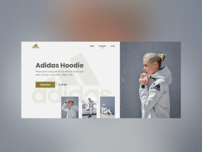 Adidas Hoodie Concept