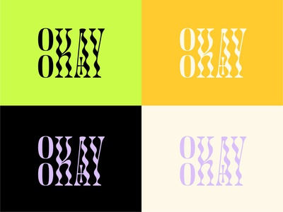 OOKAY Typography/Color