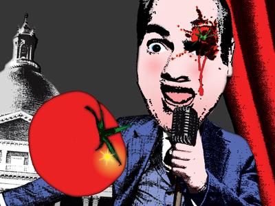 Comedy & Politic