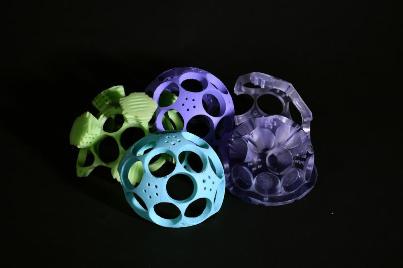 Helmetic  |  Auxetic Helmet nanotechnology prototype mechanics non-linear structures auxetic