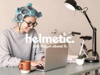 Helmetic | Auxetic Helmet