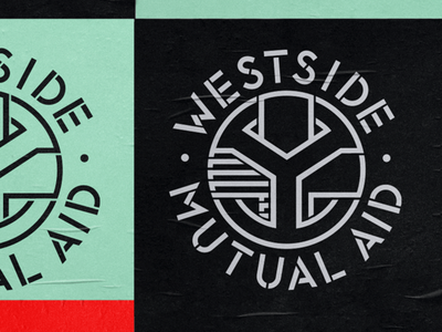 Westside Mutual Aid collectivism anarchism westside municipal device design branding local nonprofit chicago westside mutual aid mutual aid