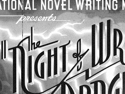 The Night of Writing Dangerously 2014