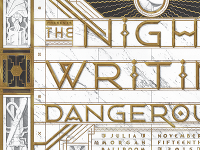 The Night of Writing Dangerously 2015
