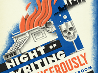 The Night of Writing Dangerously 2018